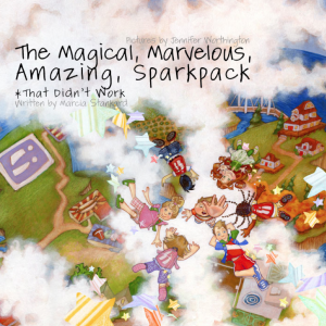 the magical amazing sparkpack